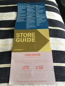 Store guide.