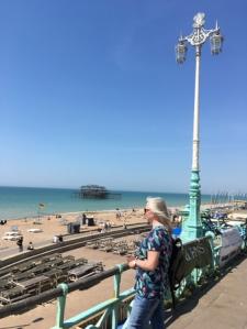 Anna i Brighton