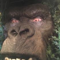 King Kong vaknar...