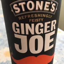 Ginger Joe o'clock.