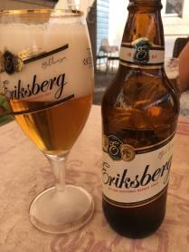 Beer o'clock på Villa Romana.