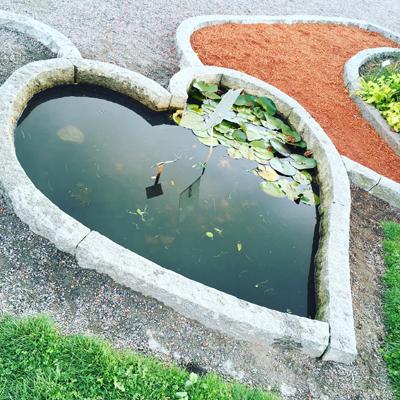 Damm i Botaniska