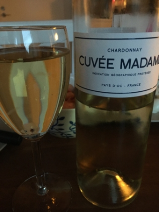 Cuvée Madame Chardonnay 2015