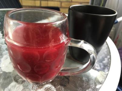 Pro Viva och kaffe kändes lite... torftigt till frukost.