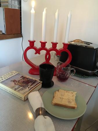 Första adventfrukost