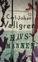 Carl-Johan Vallgrens bok Havsmannen