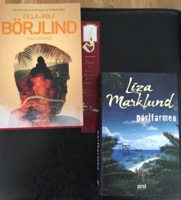 Böckerna Kallbrand och Pärlfarmen