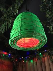 Lampa på Koh Phangan
