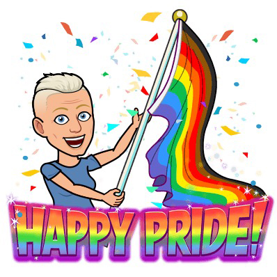 Tofflan happy pride bitmoji