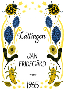 Jan Fridegårds bok Lättingen