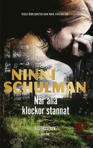 Ninni Schulmanns bok När alla klockar stannat