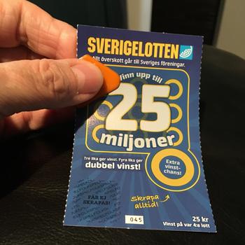 Sverigelott
