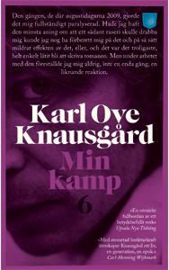 Karl Ove Knausgårds bok Min kamp 6