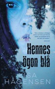 Lisa Hågensens bok Hennes ögon blå