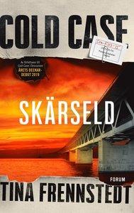 Tina Frennstedts bok Cold case Skärseld
